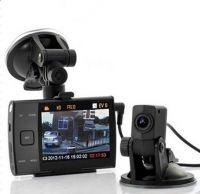 Dual Lens car camera with H.264