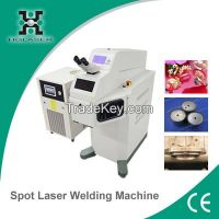 high precision metal spot laser welding machine for jewelry price