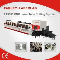 Automatic loading tube metal laser cutter LT9035