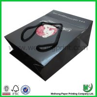 High quality Hot stamping paper bag