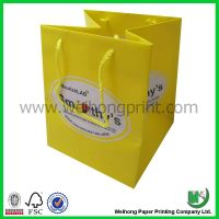 paper shopping bag made in China