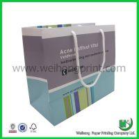 Cheap paper shopping bag