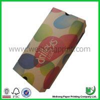 custom paper shoe box cheap