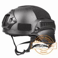 Ballistic Helmet Meet USA Standard NIJ IIIA Superior Quality But Low Cost
