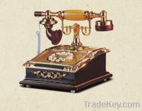 high quality antique telephone