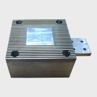 Aluminum cnc machined filter for telecommunication equipment