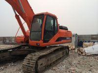 Sell used Doosan excavator DH300-7, Daewoo excavator