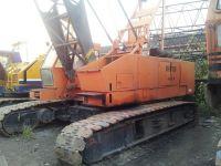 Sell Used HITATCHI Crawler Crane KH180