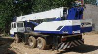 Sell used TADANO 25ton truck crane, second hand mobile crane for sale