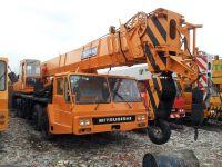 Sell used TADANO 50ton truck crane, second hand mobile crane for sale