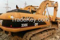 Used CAT Excavator 330C For Sale