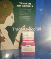 Moisturizing Cream with Thermal water, Hyaluronic acid, Argan Oil, Aloe vera
