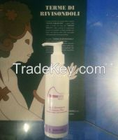 Facial Cleanser with Thermal water and Peelmoist