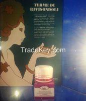 Eye cream with Thermal water, Hyaluronic Acid, Argan oil