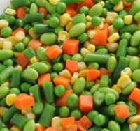 Frozen Mixed Vegetable Available at Affordable Prices