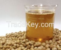 Crude Degummed soybeans oil for export.