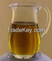 Crude degummed rapeseed oil (DIN 51605) for immediate export