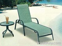 sun lounger beach lounger