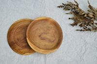 Wooden Bread Plates with Premium Quality and Best Seller From Indonesia