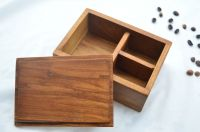 Semar Wooden Lunch Box with Premium Quality and Best Seller From Indonesia