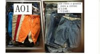 Sorted and unsorted clothes for africa buyer packing in bale good price