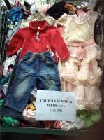 Selling Bale sales used clothing kids summer wear 100kg/bale wholesaler best price