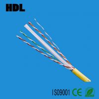 china supplier utp cat6 cable