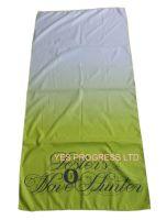 heat transfer pinting beach towel in microfiber (yes-021)