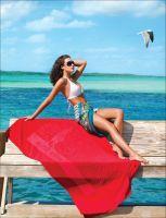 embossing beach towel