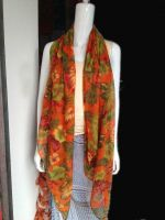 big qty voile scarf in stock