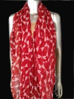 voile neck scarf in cheap price