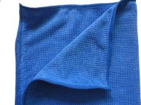 microfiber cleaning towel(80%polyester 20% polyamiade)