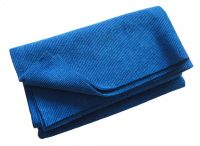 microfiber pear cleaning towel cut by laser