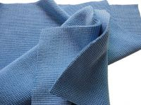 microfiber cleaning cloth cut by laser