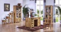 Living room Sets Solid Oke Antique