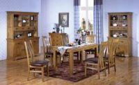 Dining Room Sets Solid Oke Antique