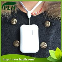 mini personal carry DC 3V necklace Ionizer Air purifier