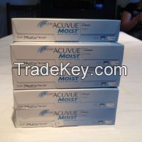 Acuvue Moist 1-Day contact lenses for sale