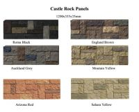 PU Artificial stone wall panel