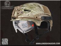MERSON EXF BUMP Helmet/Protective Goggle/helmet for tactical and airsoft