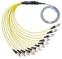 APC MPO - FC Fiber Optic Patch Cord, 15kg anti-tensile force