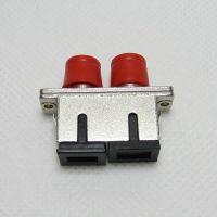 SC-FC SM DX Metal optical fiber adapter