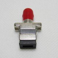 SC-ST SX Metal fiber optical adapter