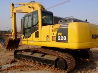Used PC220-8 Excavator for sale
