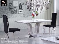 Sell Modern Stainless Steel Dining Table [CT1010]