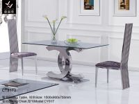 Sell Modern Stainless Steel Dining Table