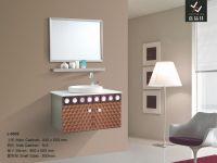 Stainless Steel bathroom vanity[J-8608]