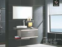 Stainless Steel bathroom furniture [J-8620]