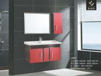 Stainless Steel bathroom Vanity [J-8617]