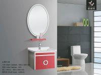 Stainless Steel bathroom cabinet[J-8611]